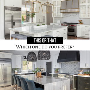 real estate instagram poll