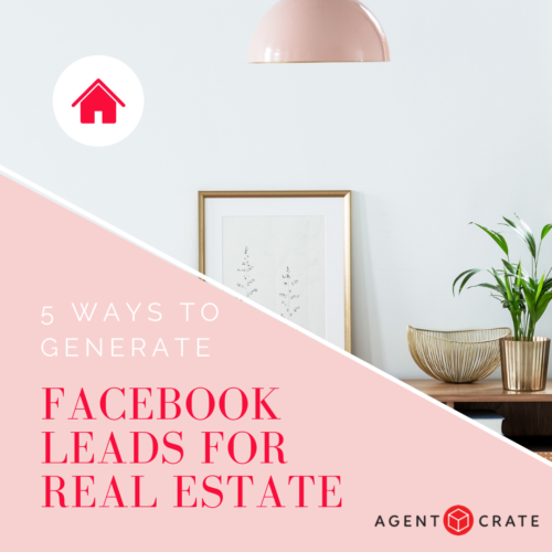 facebook for real estate agents