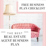 The 8 Steps in Creating a Real Estate Agent Business Plan + FREE Checklist
