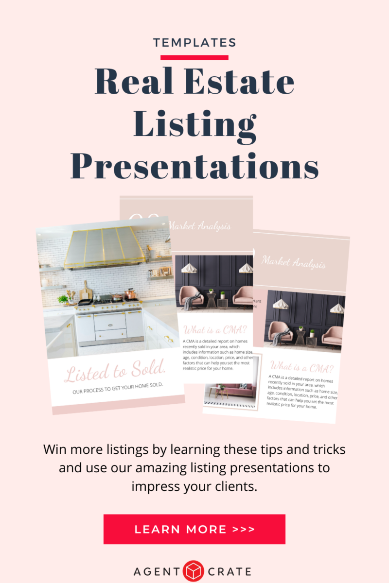 How to Create the Perfect Real Estate Listing Presentation