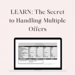 Multiple Offer Spreadsheet – The Secret to Managing Multiple Offers
