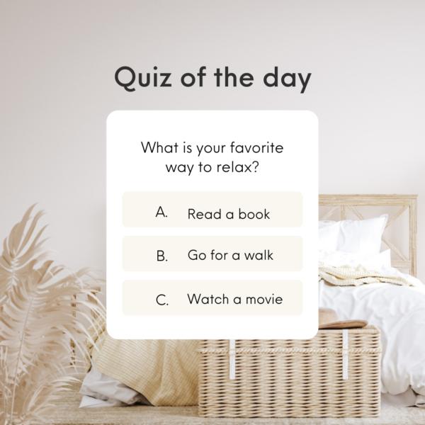 real estate instagram quiz
