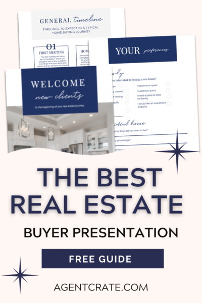 real estate buyer presentation