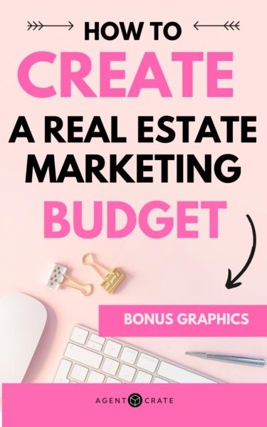 realtor spend on marketing