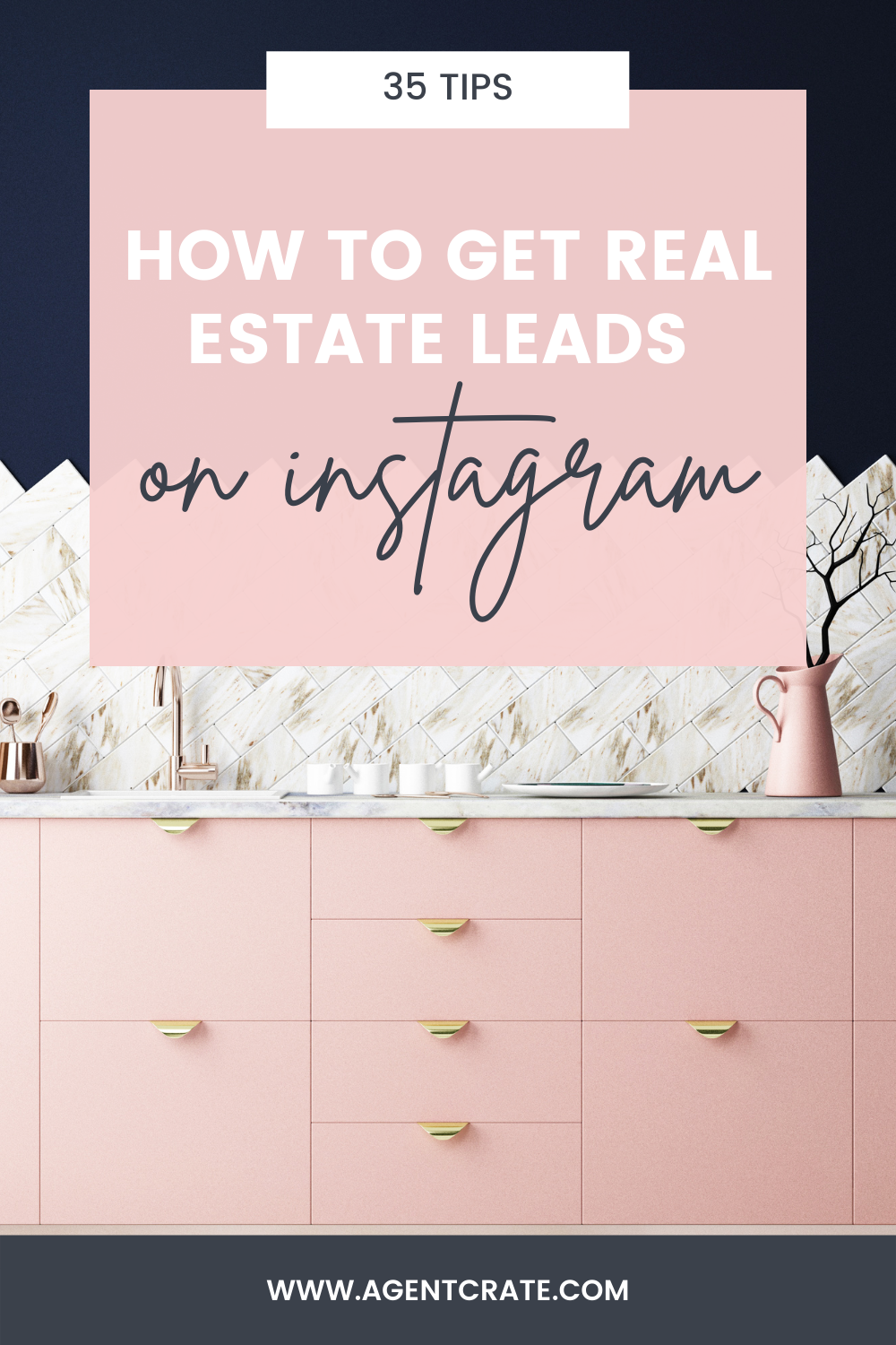 real estate leads on instagram