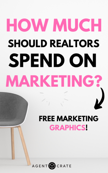realtor marketing budget